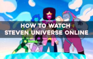 watch steven universe online