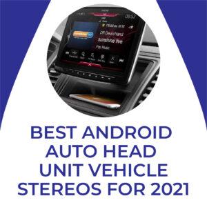Android Auto Head Unit