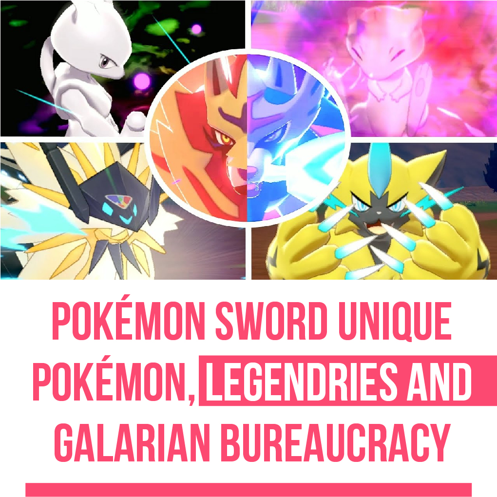 Difference Between Sword And Shield Pokemon