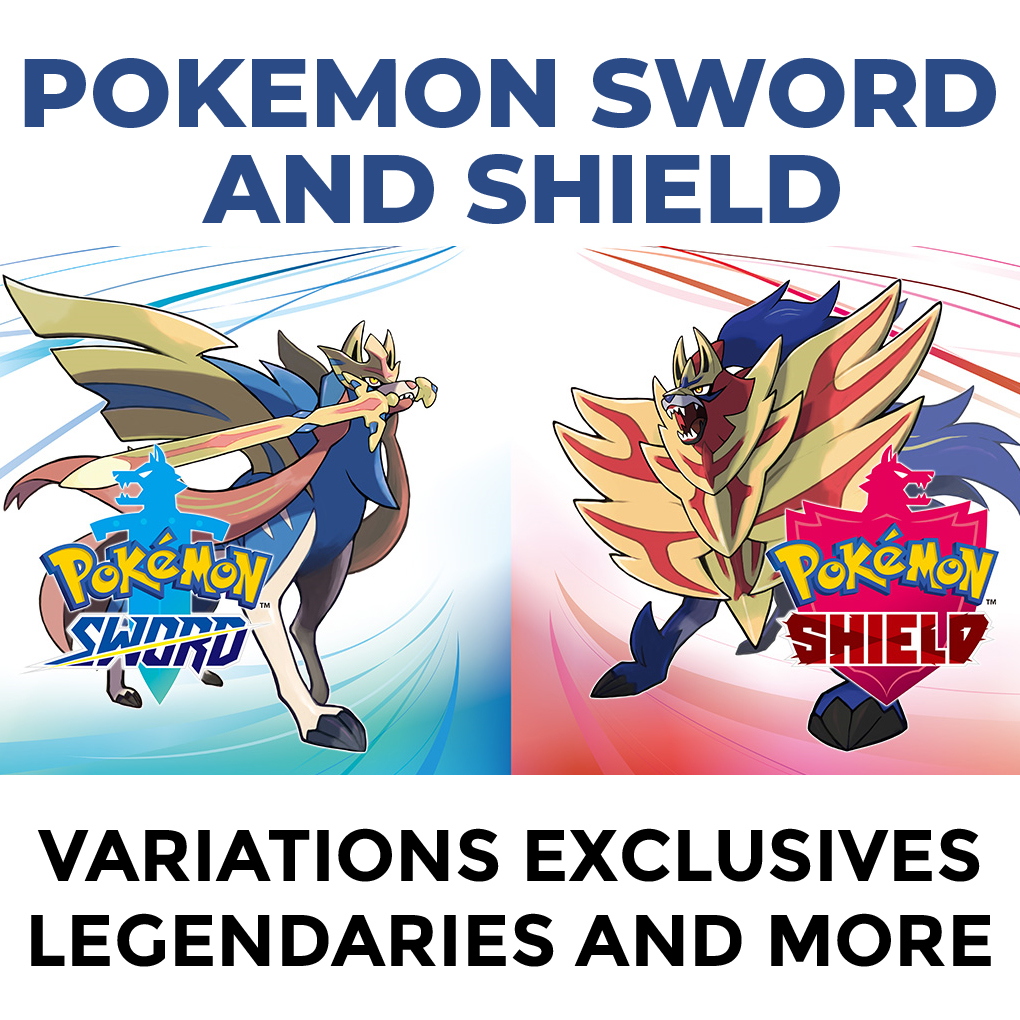 difference between sword and shield
